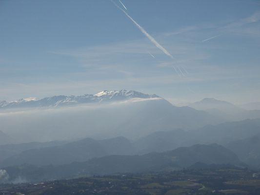 Aramo desde Monte Naranco