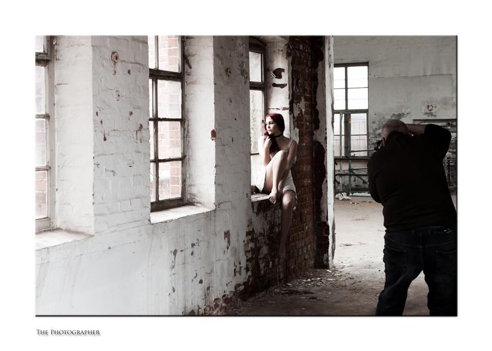 Arbeit im Atelier (Forum Fotografie 2013)