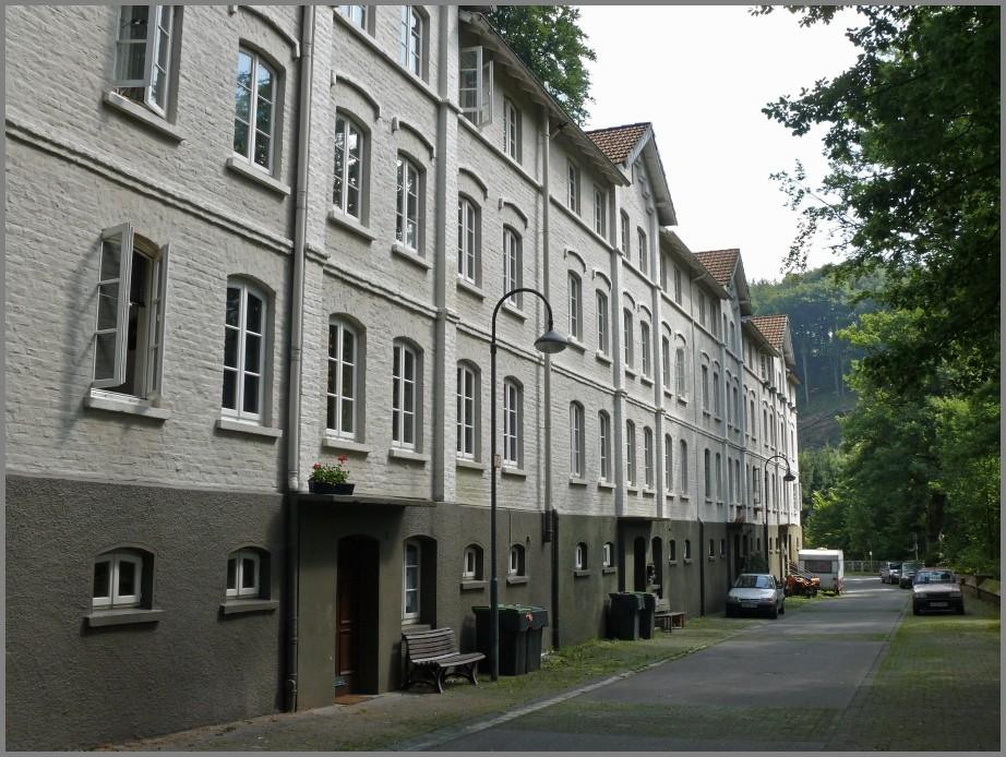 Arbeiter-Quartiere der Tuchweberei Wülfing 2