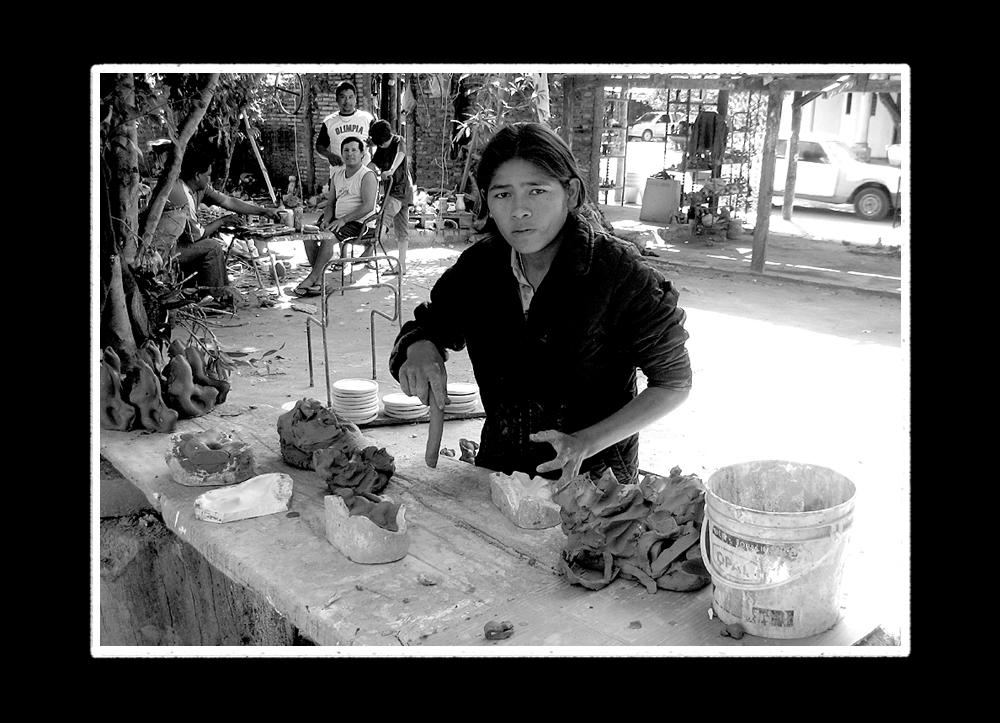 - Arbeiterin (Paraguay) -
