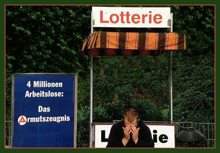 Arbeits-Lose...........