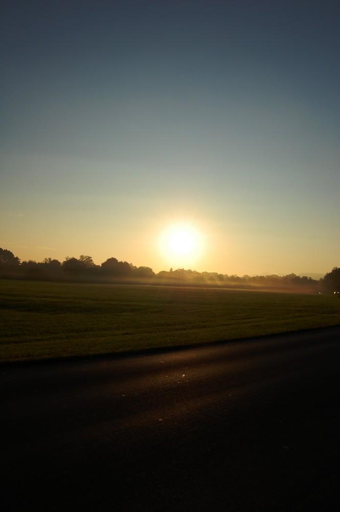 Arbeits Sonne
