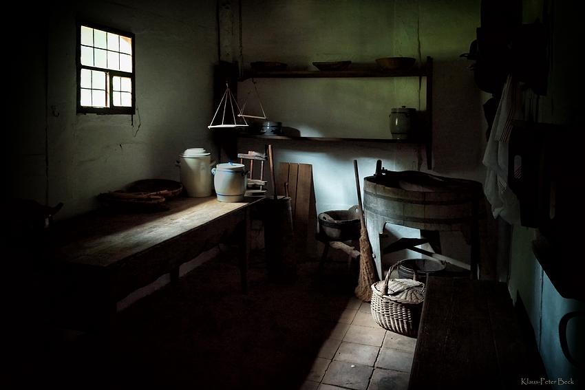 Arbeitskammer auf dem Bauernhof