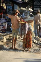 Arbeitsteilung auf nepalesisch