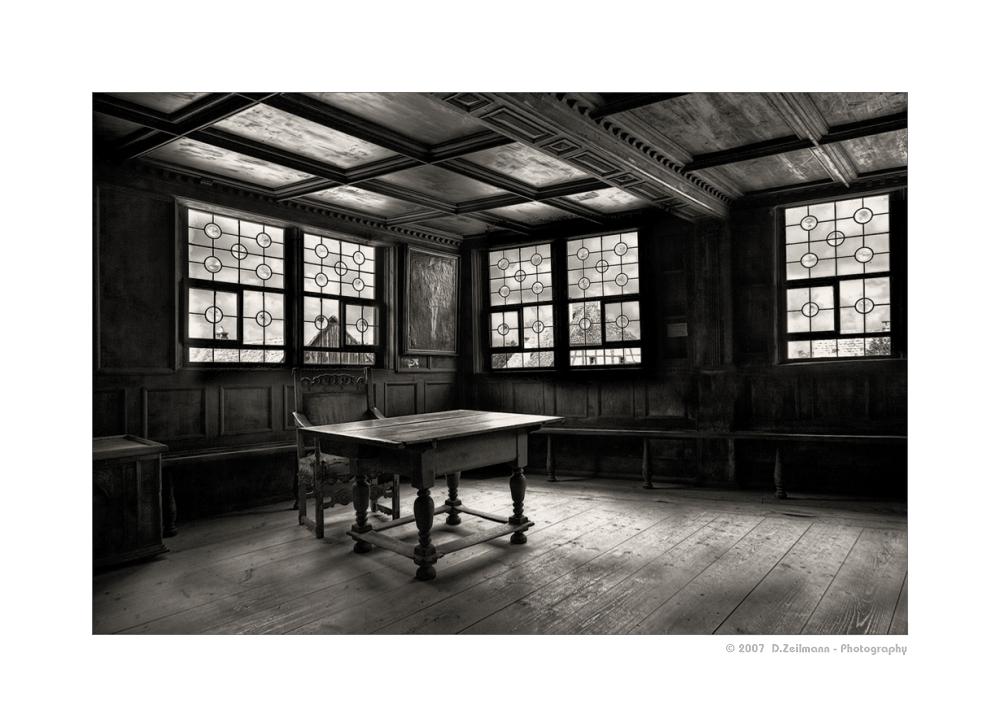 Arbeitszimmer antik...