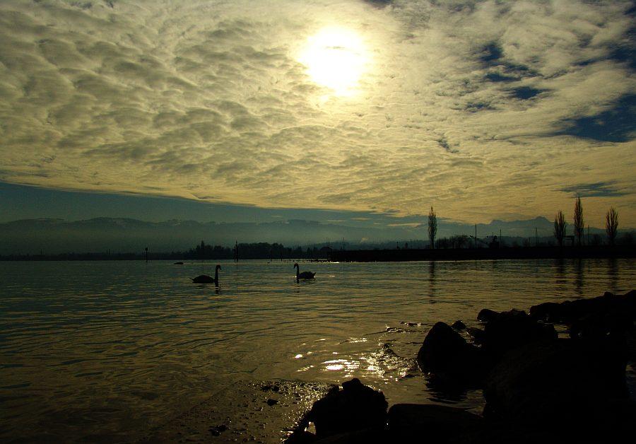 Arbon am Bodensee. Heute