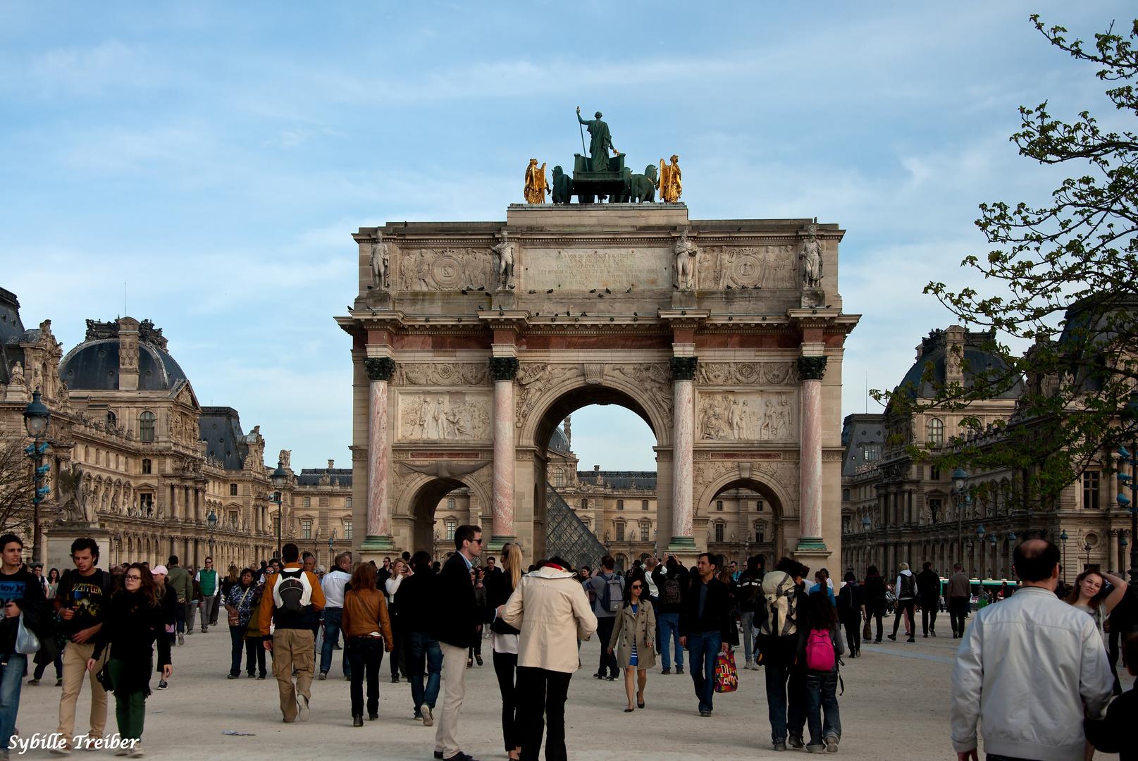 Arc de Triomphe de Caroussel
