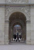 arc de triomphe du caroussel (Musée du Louvre)