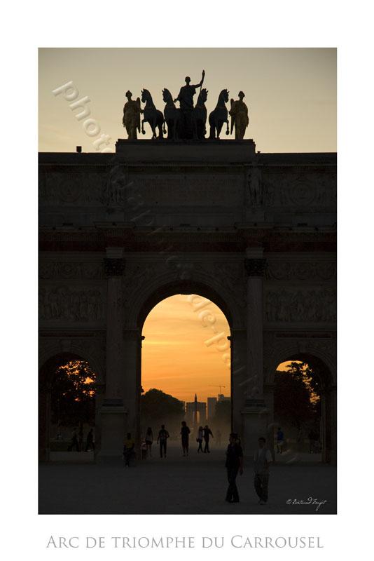 Arc de Triomphe du Carroussel de Louvre