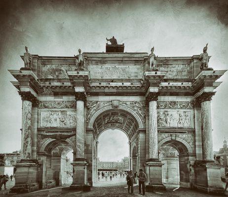 Arc de Triumphe du Carrousel