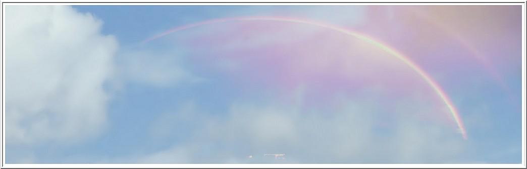 Arc en Ciel sur Le Léman