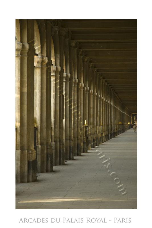 Arcades du Palais Royal