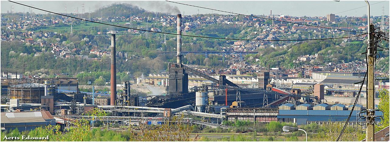 ArcelorMittal - La Cokerie d'Ougrée (Seraing)