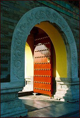Arch and Door