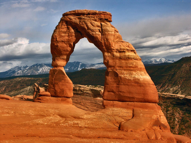 Arche Nationalpark - Delicate Arch
