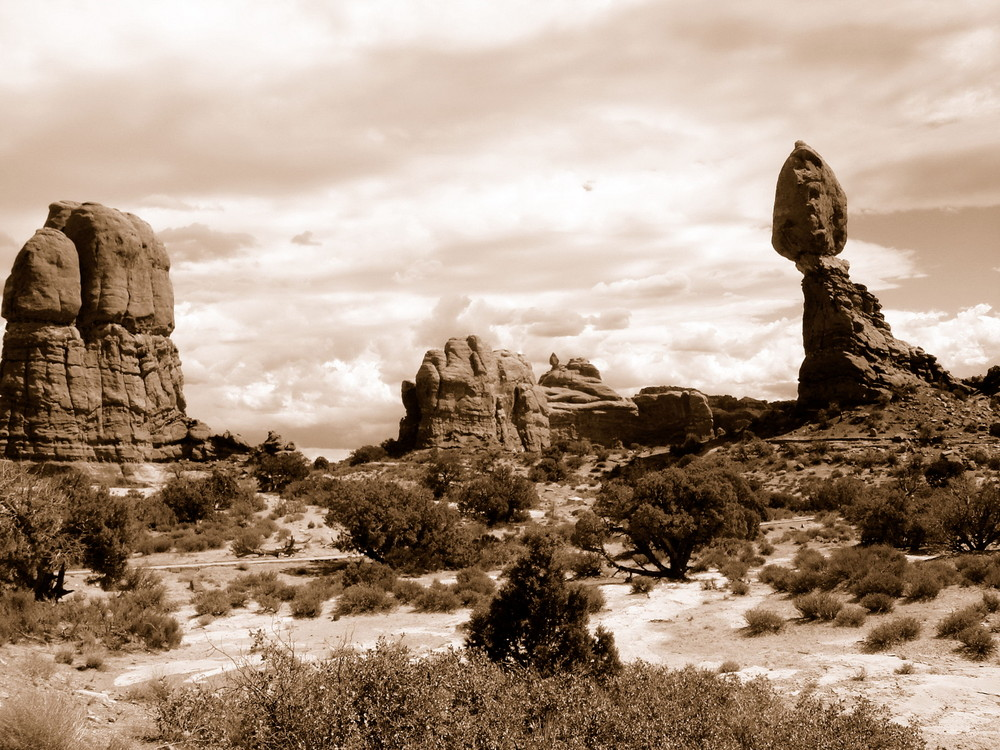 Arches National Park 2006