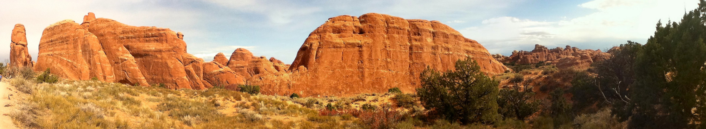 Arches National Park - Panorama