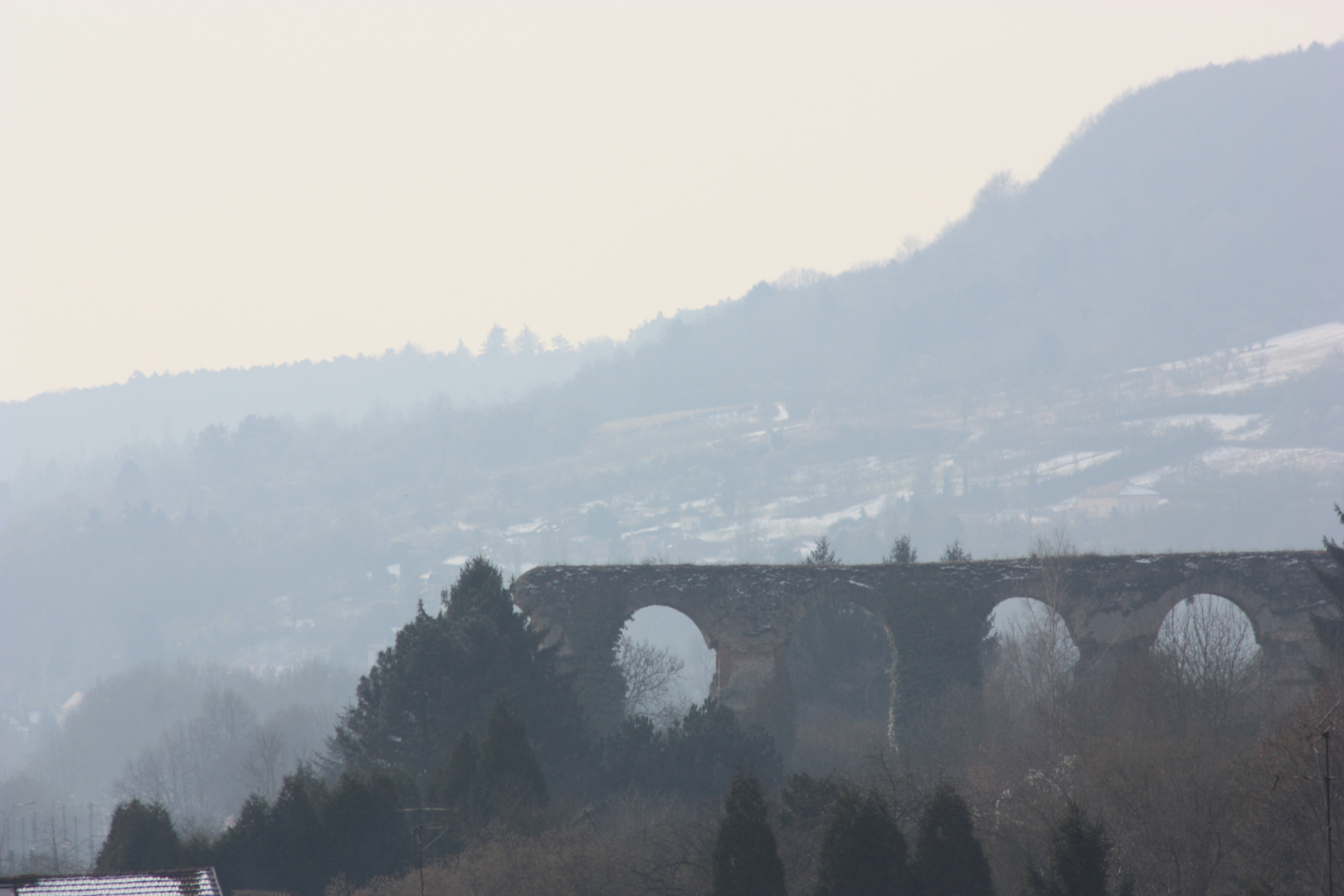 Arches Romaines (Ars sur Moselle)