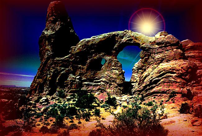 Arches X