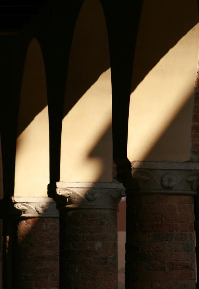archi di luce
