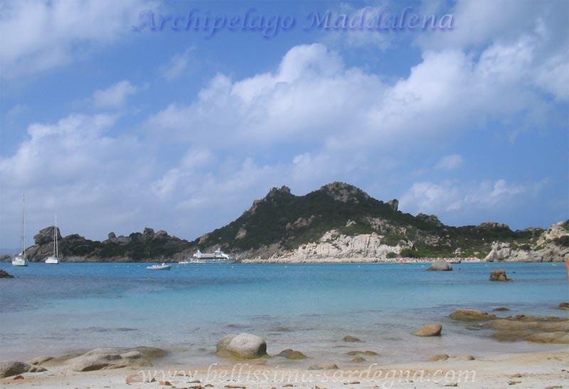 Archipelago Maddalena - Sardinia -Italy