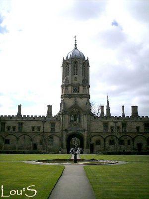 Architecture d'Angleterre.