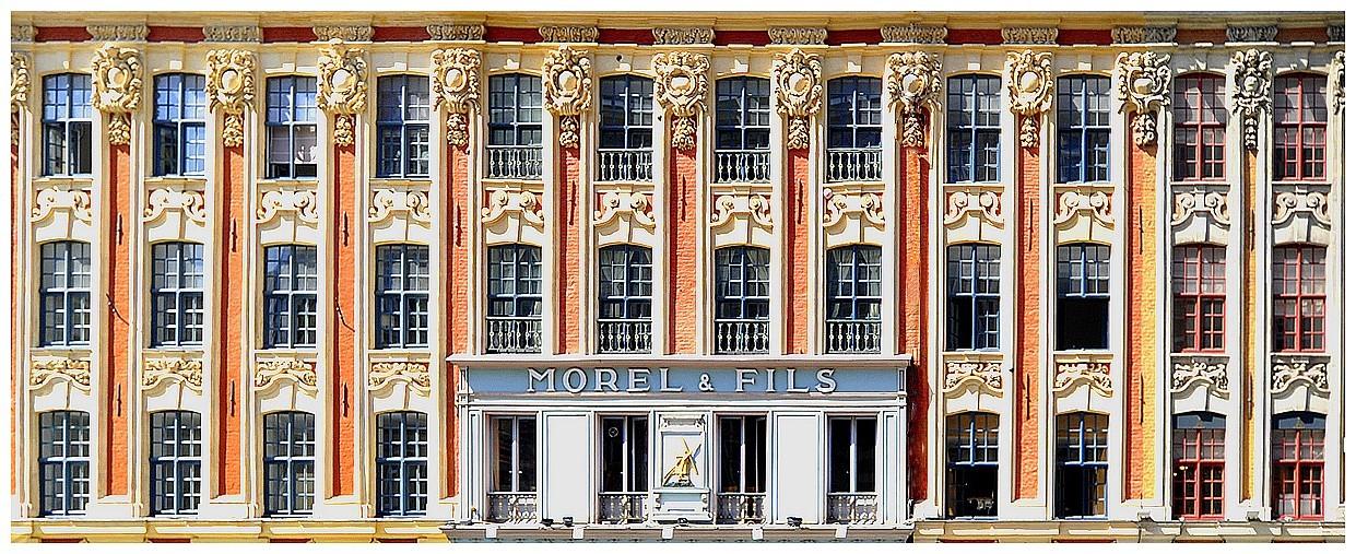 architecture Lilloise