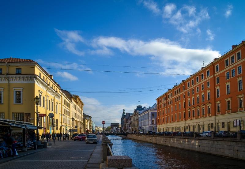 Architecture of Saint Petersburg