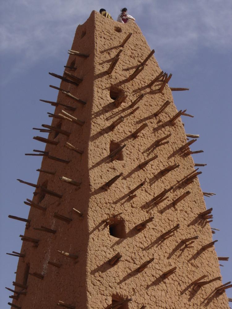 Architecture sub-saharienne