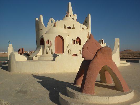 Architecture traditionnelle ((Ghardaïa en Algérie))