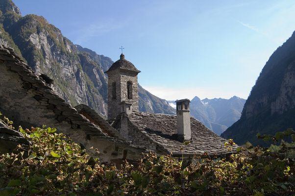 Architecture vernaculaire (harmonie avec la nature)