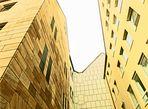 Architektonische Ansicht