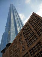 Architektonische Kontraste