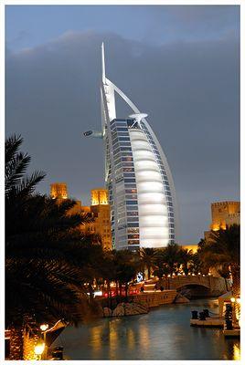 Architektonische Perle des Orients