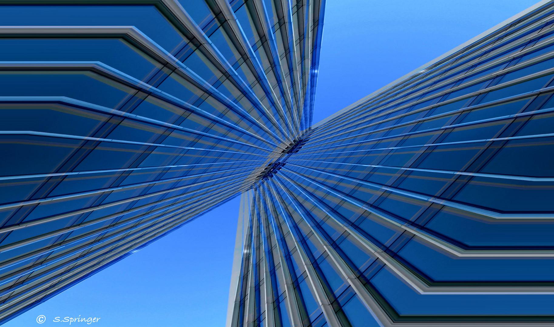 Architektonische Schleife