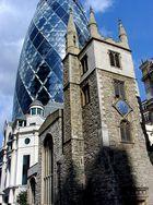 Architektonischer Gegensatz