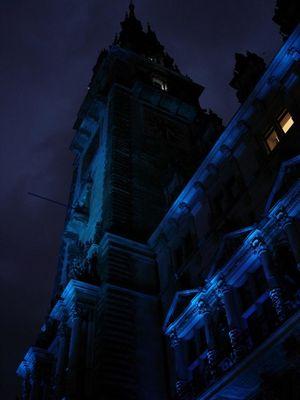 Architektur bei Nacht...
