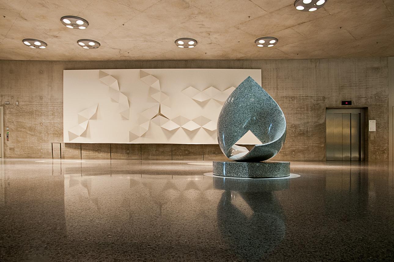 Architektur - Daimler Benz Museum