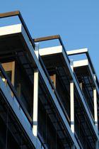 Architektur der frühen 70er