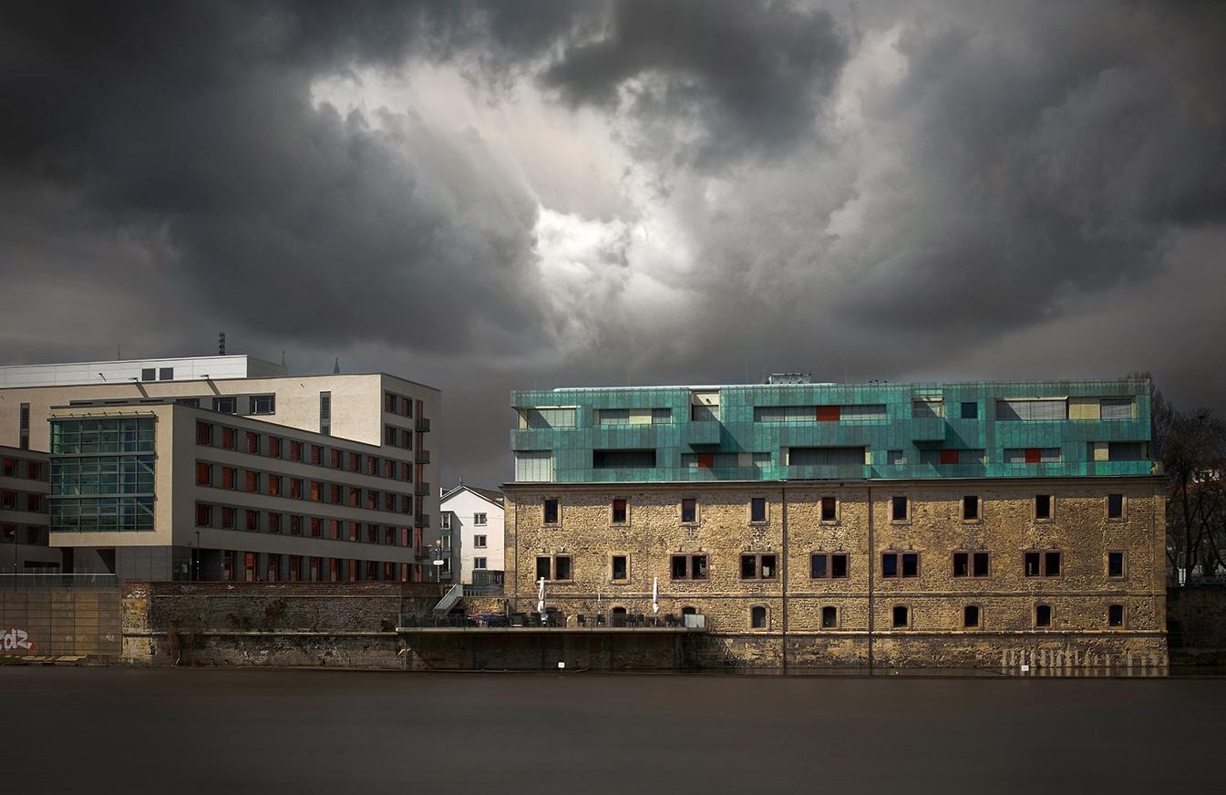 Architektur der Stadt - Kassel 2013