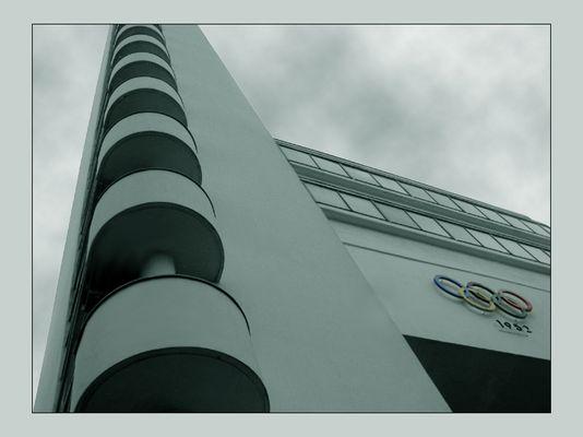 Architektur: Geradlinig