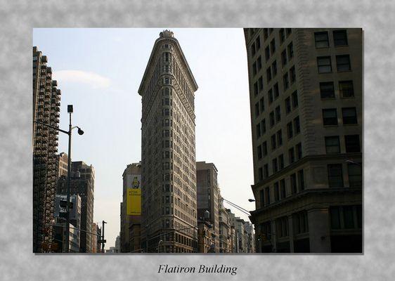 Architektur im Kontrast zur Perspektive