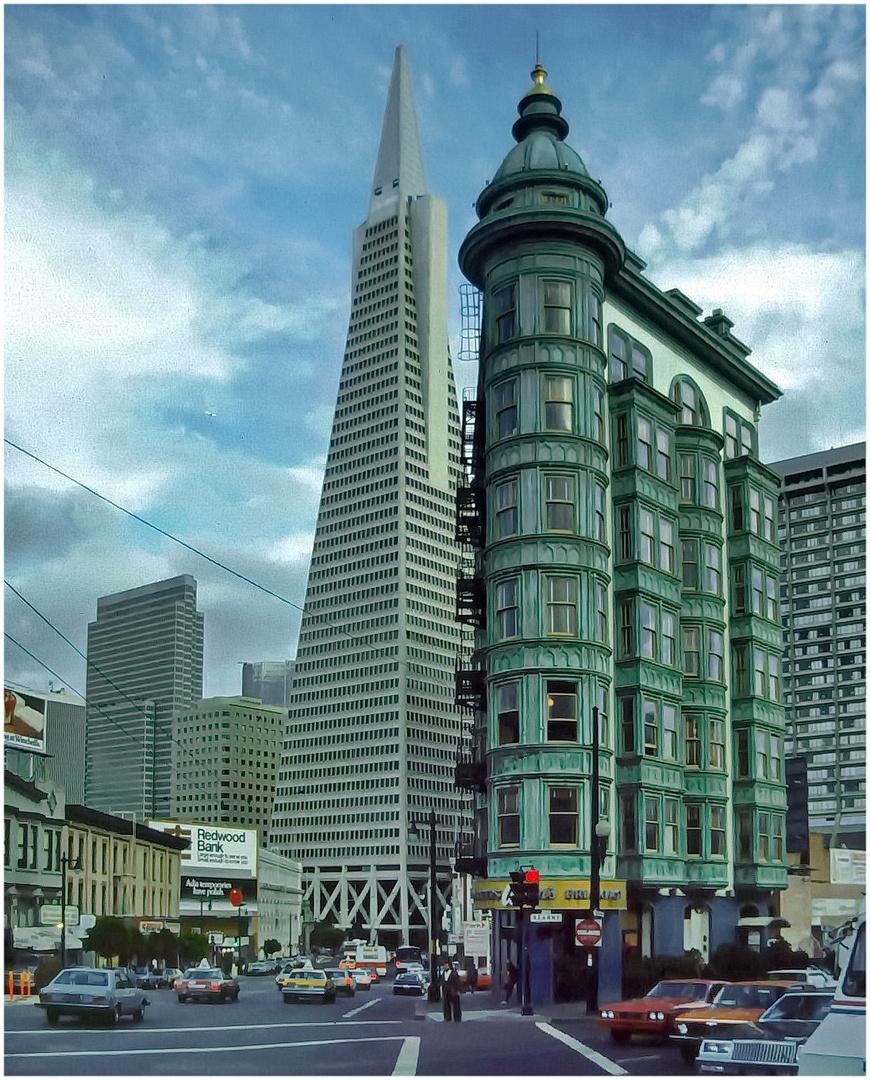 Architektur in San Francisco