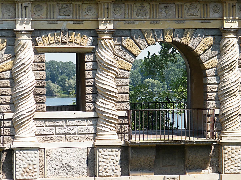 Architektur und Natur
