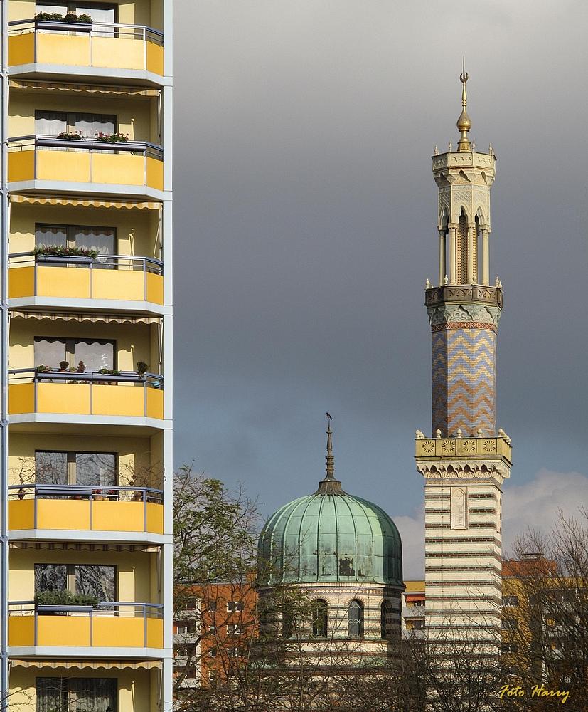 Architekturkontraste  ....