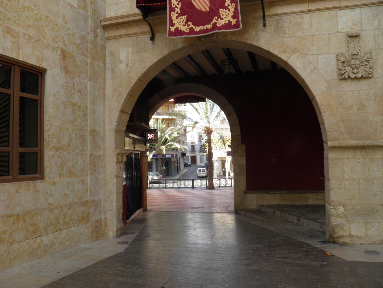Arco de Ayuntamiento