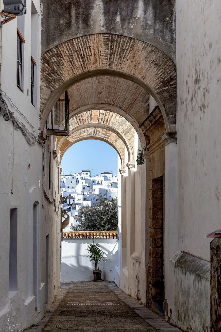 Arco de las Monjas