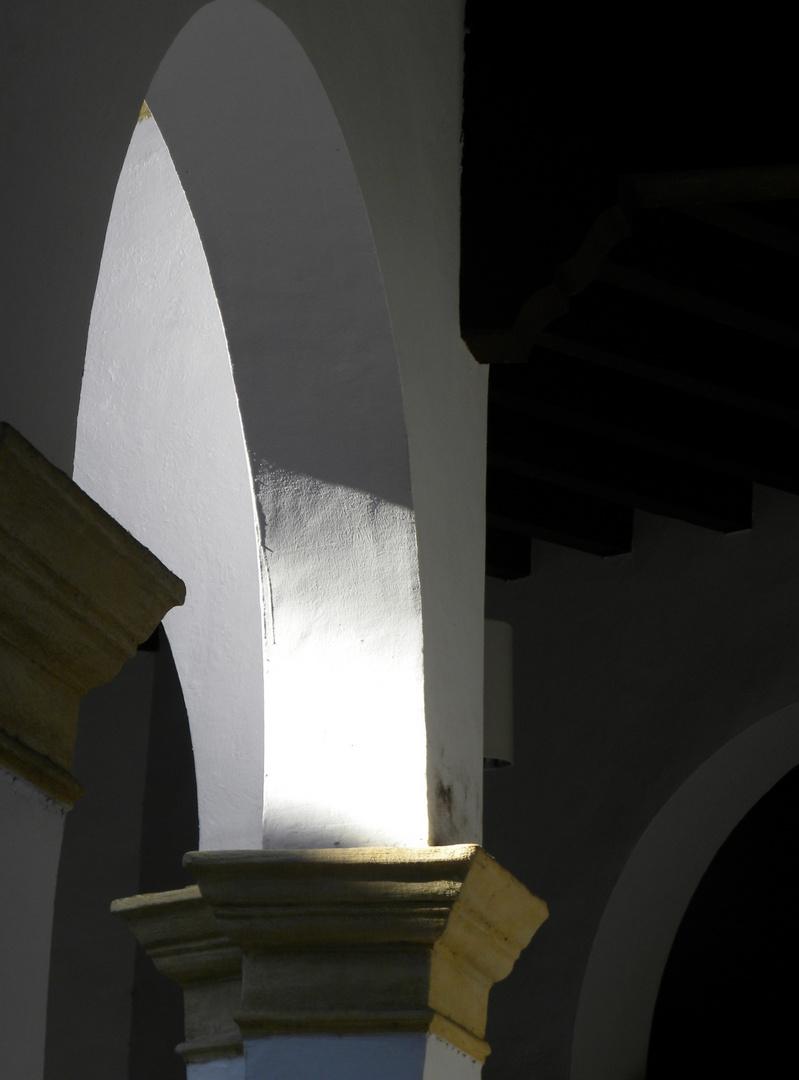 Arco en sombra