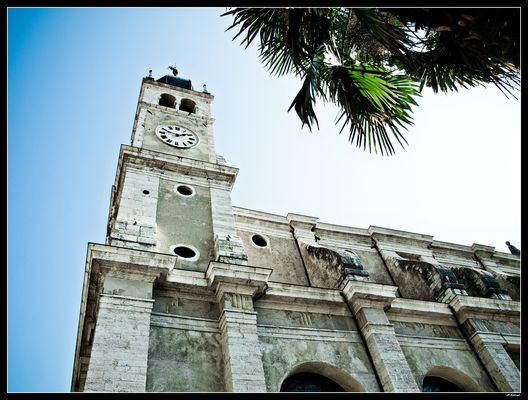 Arco Kirche St. Helena