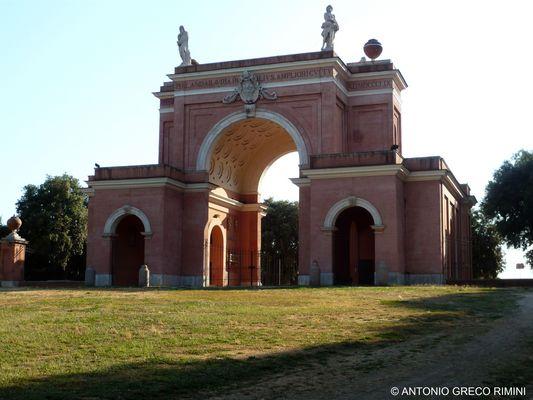 Arco Villa Pamphili